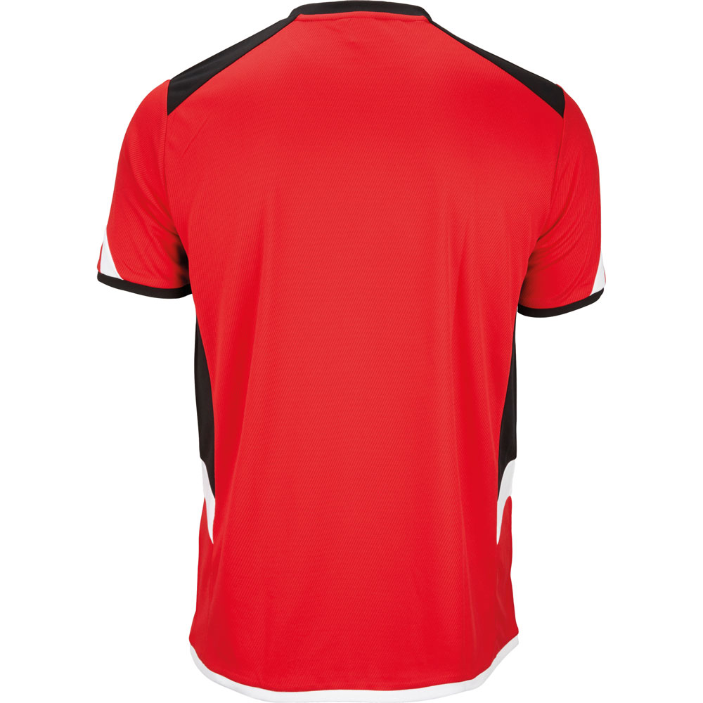 Victor T Shirt Function Unisex Petrol 6707 Red 6737